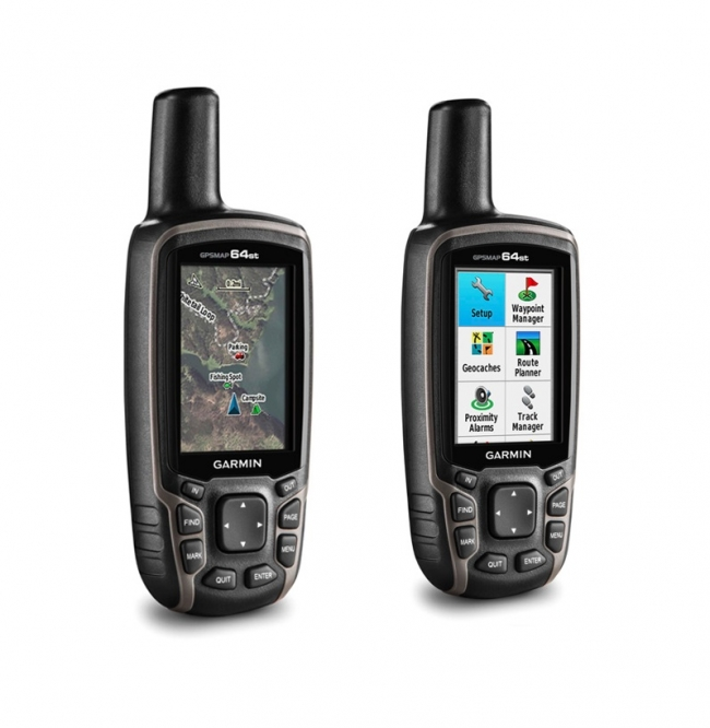 GARMIN GPSMAP 64st Topo Europe