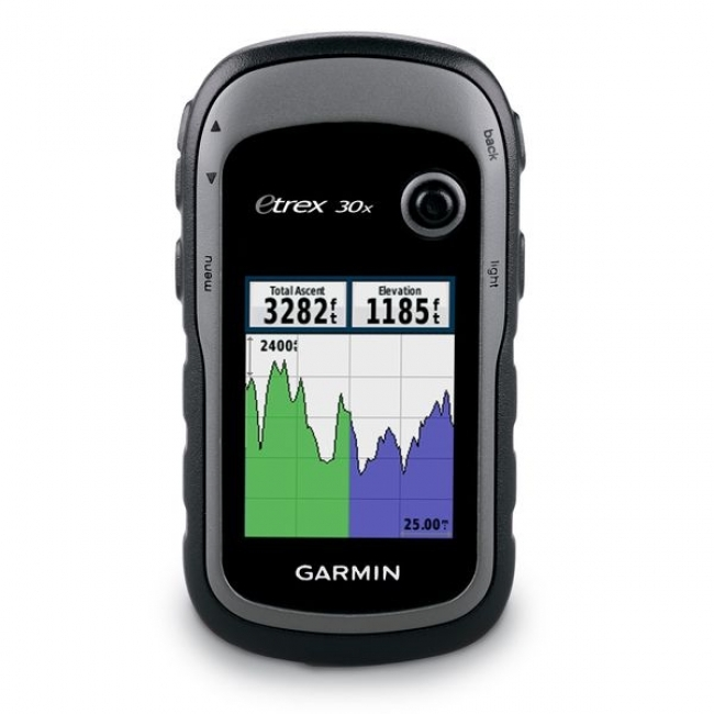 GARMIN eTrex 30x GPS за измерване на площи