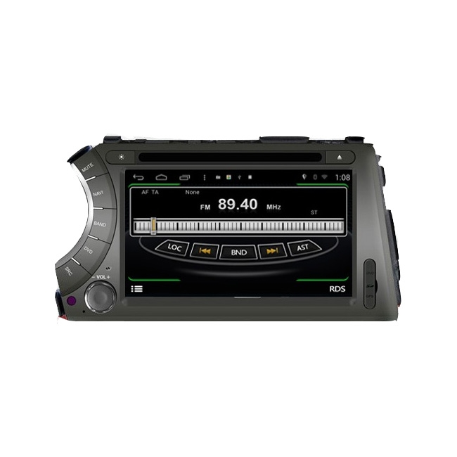 Мултимедия за SSANGYONG ACTYON KYRON M158G-SY ANDROID, GPS, DVD,  7 инча