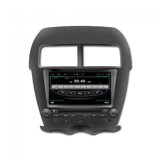 Мултимедия за Mitsubishi ASX ANDROID M026G-ASX QUAD-CORE 8 инча