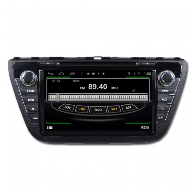 Мултимедия за Suzuki Cross(13-14) M337G-SC ANDROID QUAD-CORE 8 инча