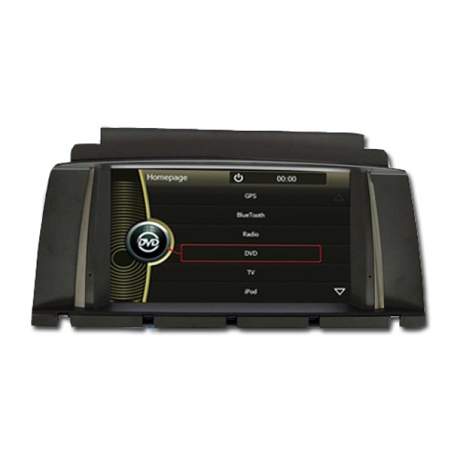Мултимедия за BMW X3(E83) 8827G-X3, DVD, 8 инча