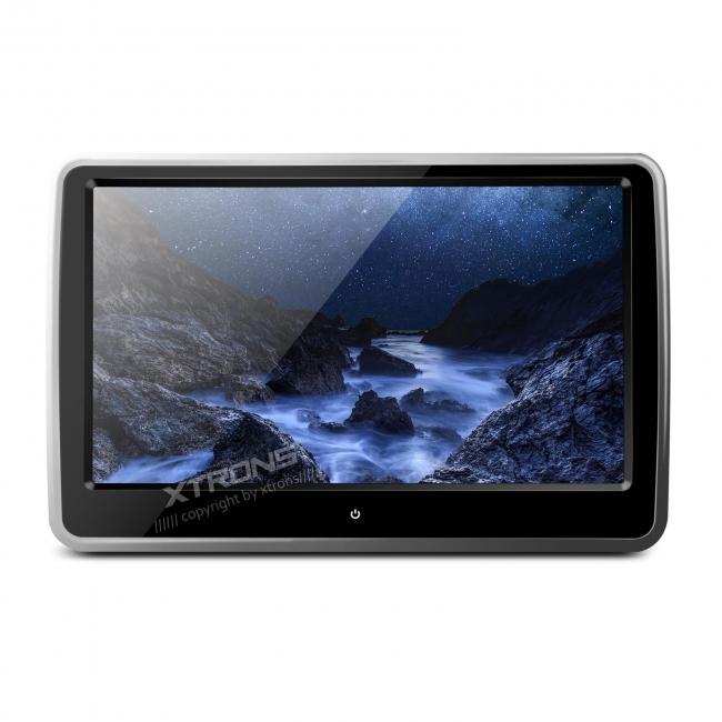Ултра тънък екран HD101T, FM, DVD, 10.1 инча