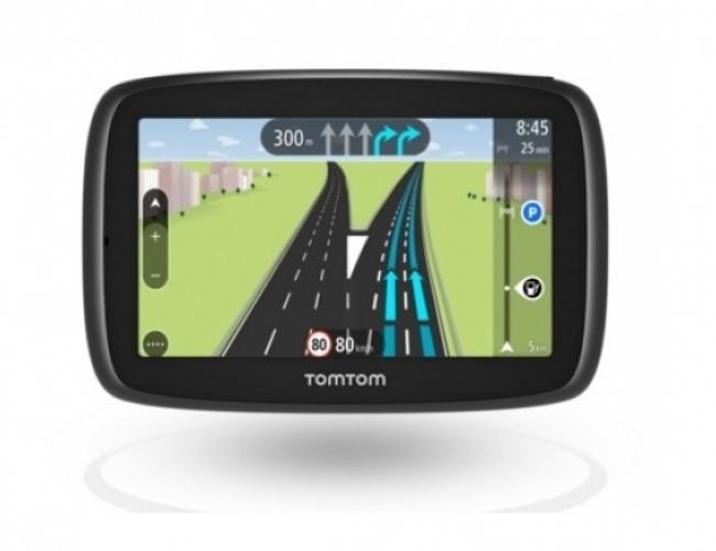 GPS Навигация TOMTOM Start 52 EU LM - 5 инча + доживотна актуализация