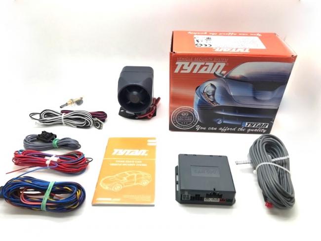 Автоаларма - аларма за кола TYTAN DS410