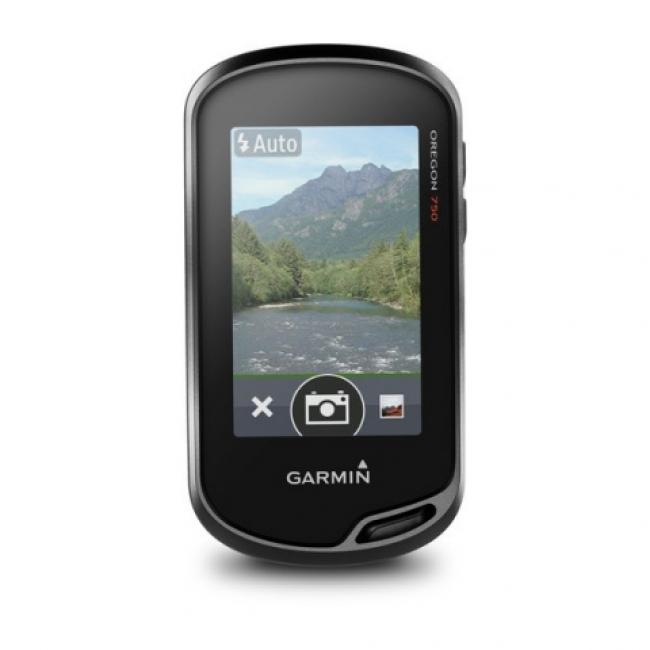 GPS за измерване на площи Garmin Oregon 750