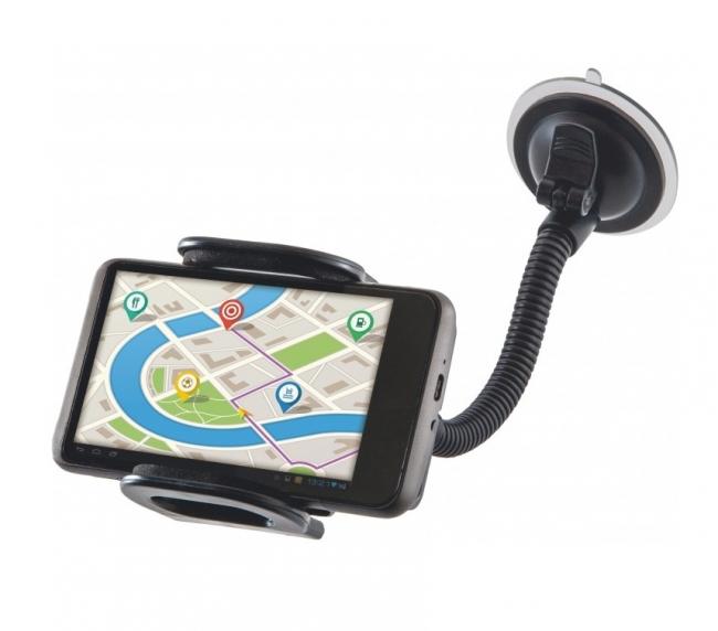 Универсална стойка за GPS навигация, смартфон до 7 инча Defender за кола