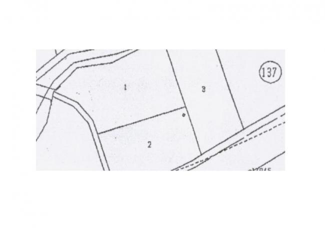 Карта на земеделските имоти за Garmin