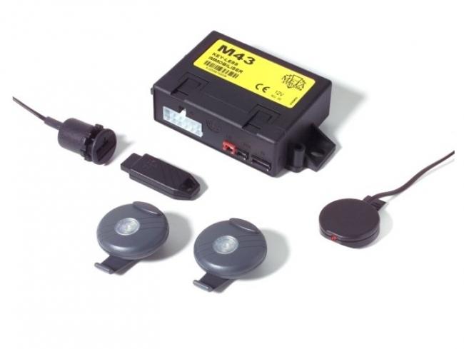 Безконтактен aвтомобилен имобилайзер Meta M43