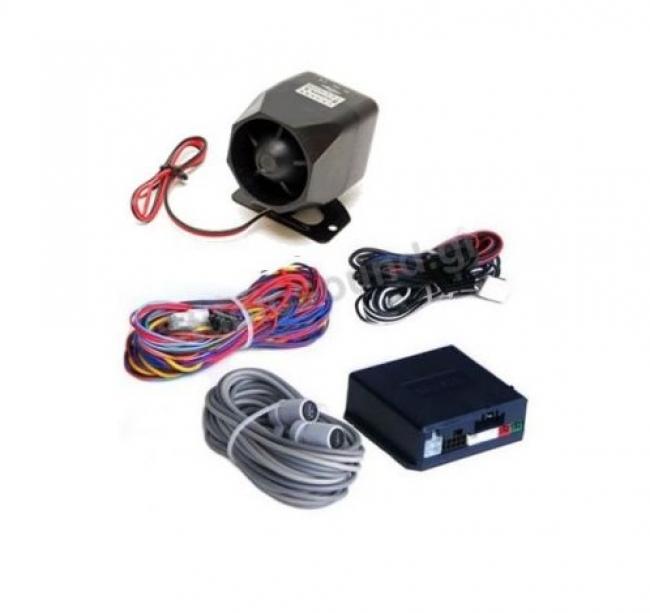 Интерфейсна аларма за кола с CAN-bus Tytan DS410