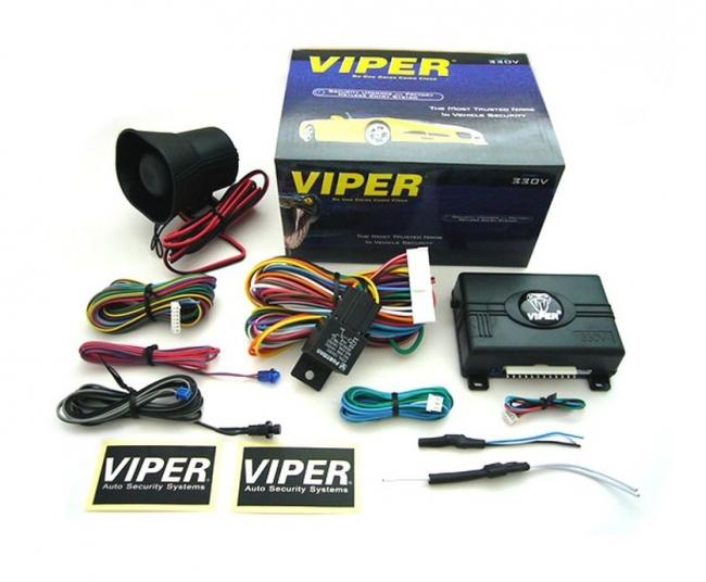 Аларма за кола VIPER 330V