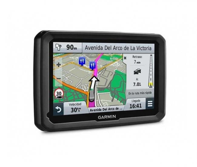 GPS навигация за камион Garmin DEZL 570LMT + ТРАФИК + АКТУАЛИЗАЦИИ