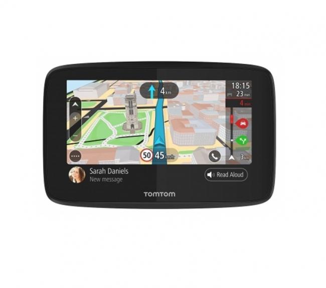 GPS навигация TOMTOM GO 6200 WIFI с доживотна актуализация на картите