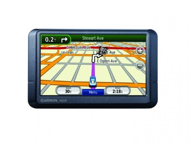 Втора употреба навигация Garmin nuvi 255W, 4.3 инча, БЪЛГАРИЯ + ЕВРОПА