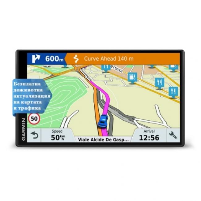 GPS навигация Garmin DriveSmart 61 LMT-S EU