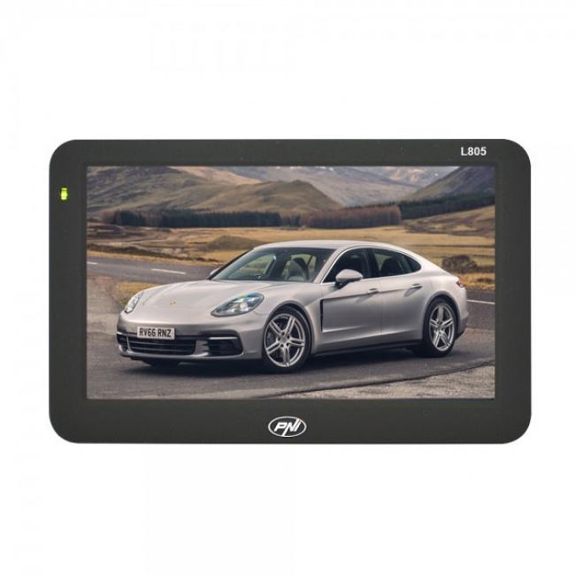 GPS навигация PNI L805 5 инча, 256MB RAM, 8GB, FM трансмитер