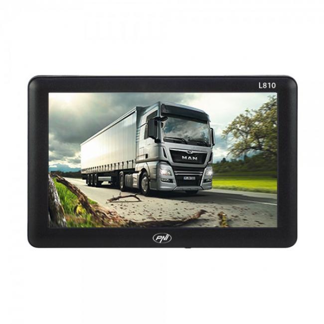 GPS навигация за камион PNI L810 7 инча, 800 MHz, 256MB RAM, 8GB
