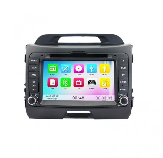 Навигация за KIA Sportage (10-14) с WinCE 6.0 N KI11I GPS, DVD, 7 инча