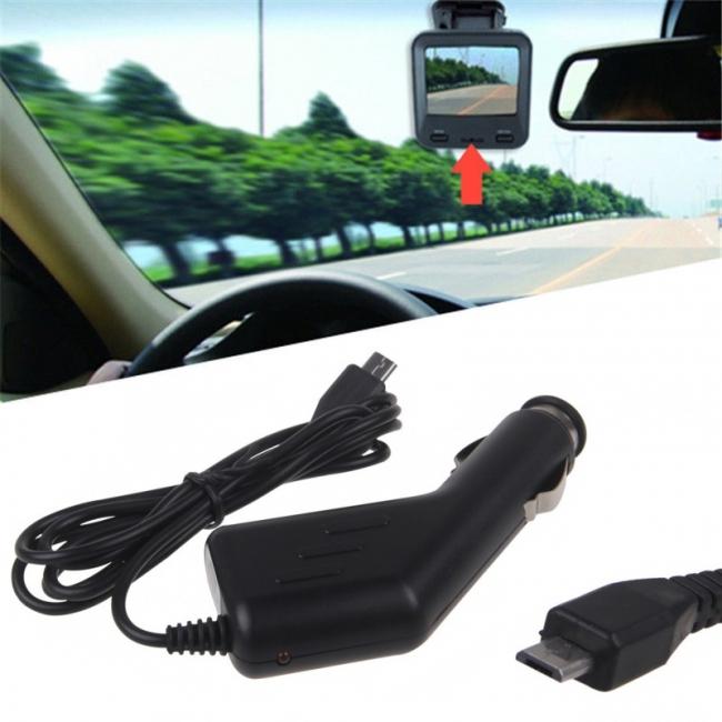 Зарядно за видерегистратор DVR за кола с micro USB - 1500mah