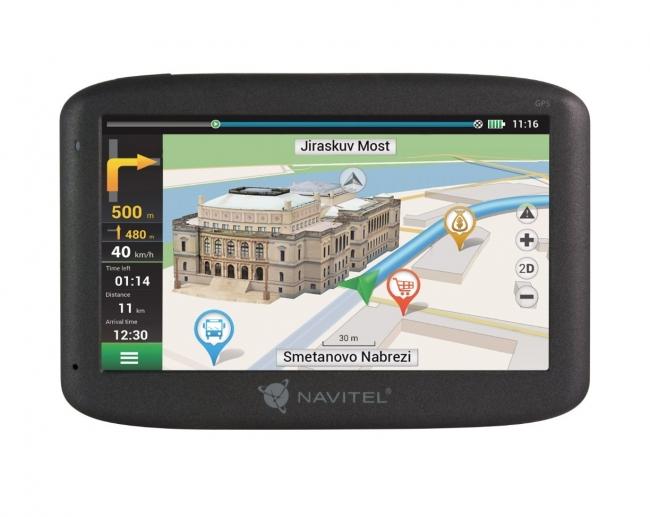 GPS навигация за камион Navitel F300 EU LIFETIME - Безплатни актуализации