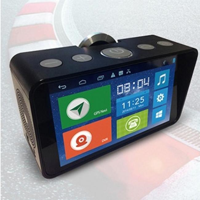 Черна кутия - GPS навигация с 3G за проследяване, ANDROID, DVR и SIM - JC800