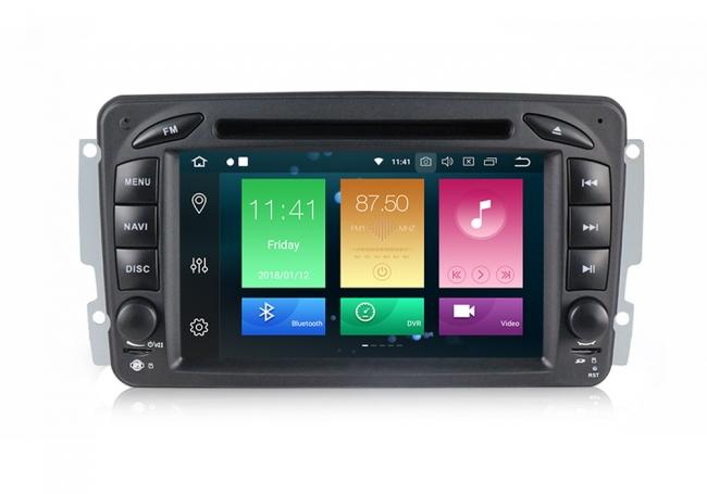 Навигация двоен дин за Mercedes Benz W203 W209 W463 с ANDROID 8.0 MKD-9513,GPS,WiFi, 4G, 7 инча