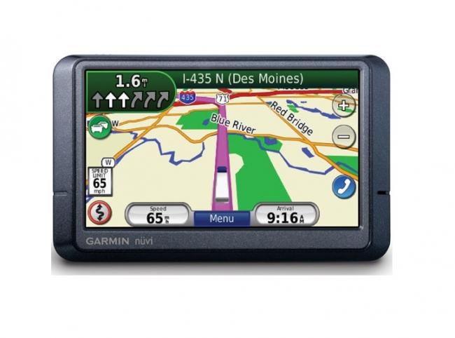 GPS навигация за камион Garmin NUVI 465 - България и Европа