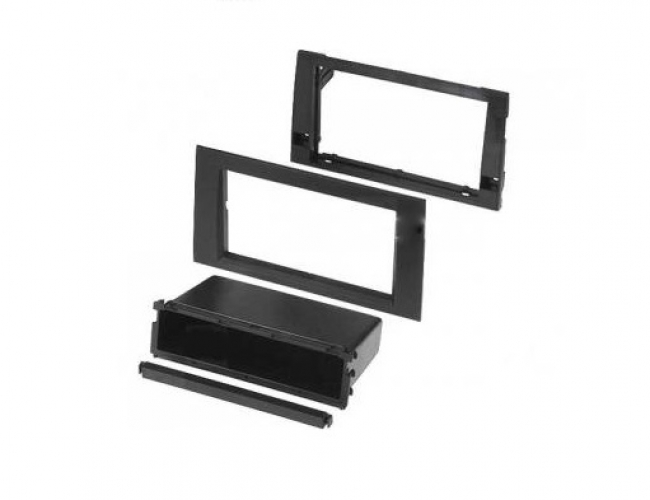 Преден панел за двоен дин AUDI A4, Seat Exeo код:39907