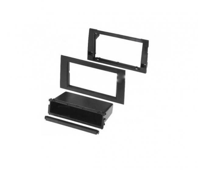 Преден панел за двоен дин AUDI A4, Seat Exeo код:240806