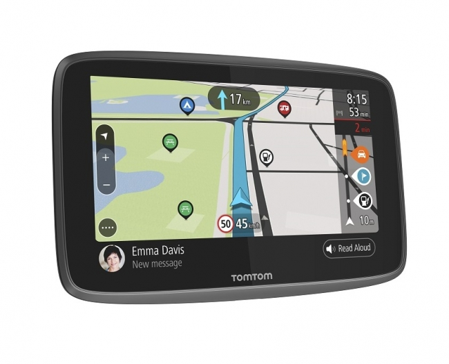 gps tomtom go basic 5. Black Bedroom Furniture Sets. Home Design Ideas