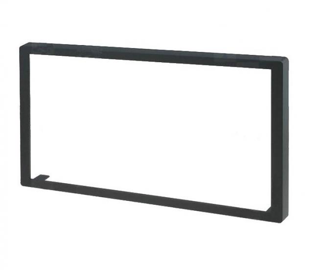 Универсална рамка за двоен дин с външни размери 110x188.5mm, отвор 98x17mm