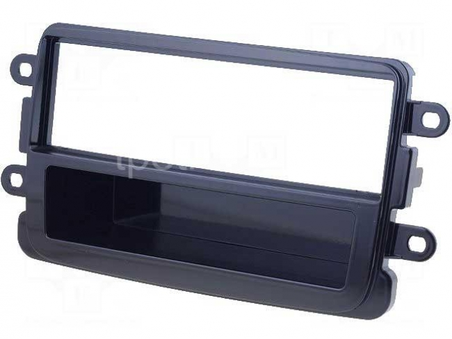 Преден панел за двоен дин Dacia Dokker,Lodgy код:48370