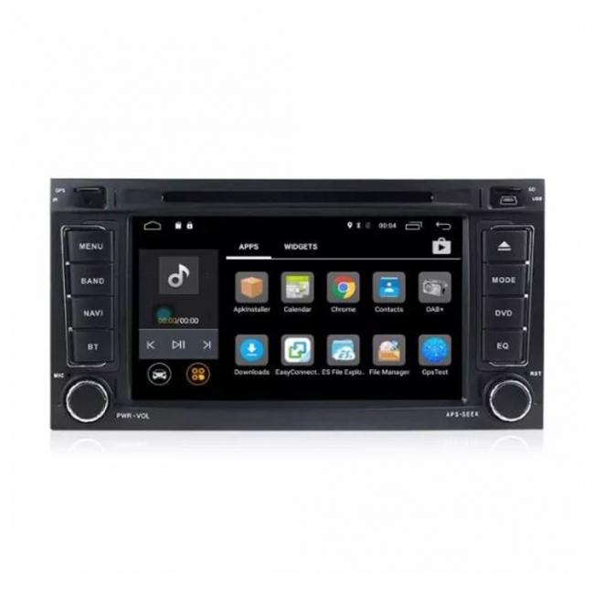 Навигация за volkswagen Touareg, Transporter T5 VS0707TT с Android 7.1, WiFi - 7 инча