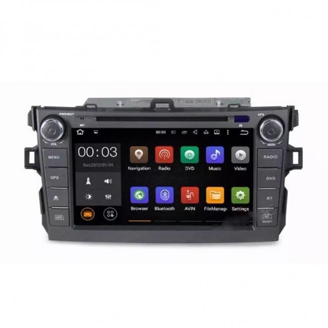 Навигация за Toyota Corolla 2006-2011 VS0706TC с Android 7.1, WiFi - 7 инча