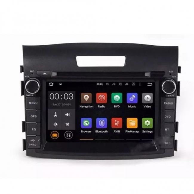 Навигация Honda CR-V CRV 2012-2016 VS0712CRV с Android 7.1, WiFi - 7 инча