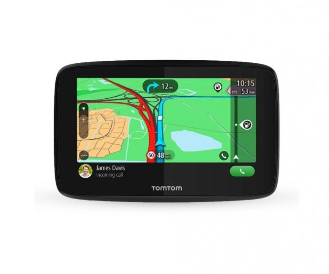 GPS навигация TOMTOM GO ESSENTIAL 6 инча с доживотна актуализация, Wi-fi, Traffic