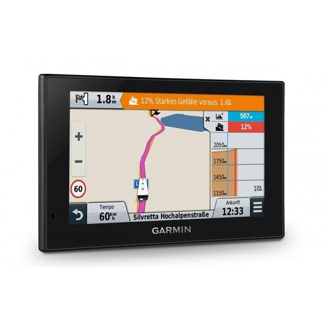ВТОРА УПОТРЕБА GPS НАВИГАЦИЯ ЗА КЕМПЕРИ GARMIN CAMPER 660LMT-D