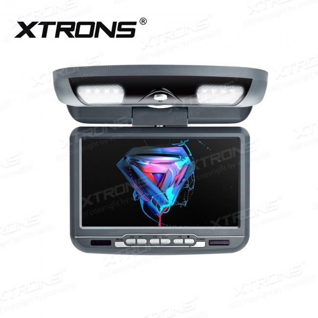 Монитор за таван CR9033G с DVD, USB,SD слот, 9 инча