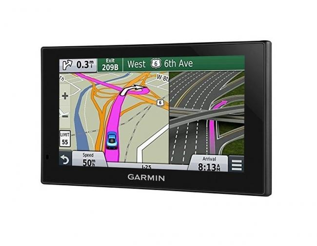 Втора употреба навигация Garmin nuvi 2599LM-D ЕU BG, 5 инча, ТРАФИК, BLUETOOTH + КАЛЪФ