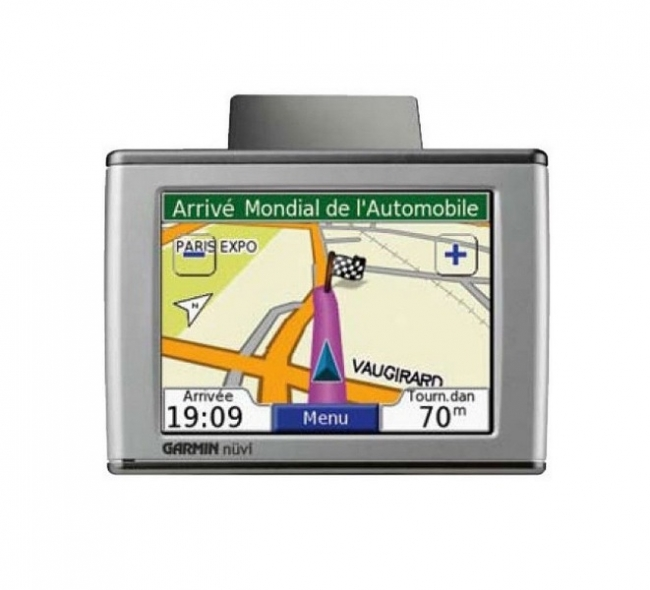 Втора употреба навигация за камион Garmin nuvi 310 BG+EU Bluetooth