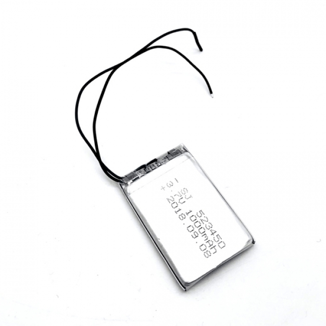 Универсална батерия за GPS навигация 5 инча - 1000mah, 3.7V - 2 извода