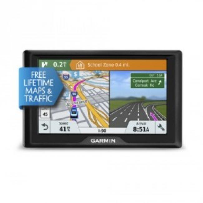 GPS навигация Garmin Drive 61 LMT-S EE BG