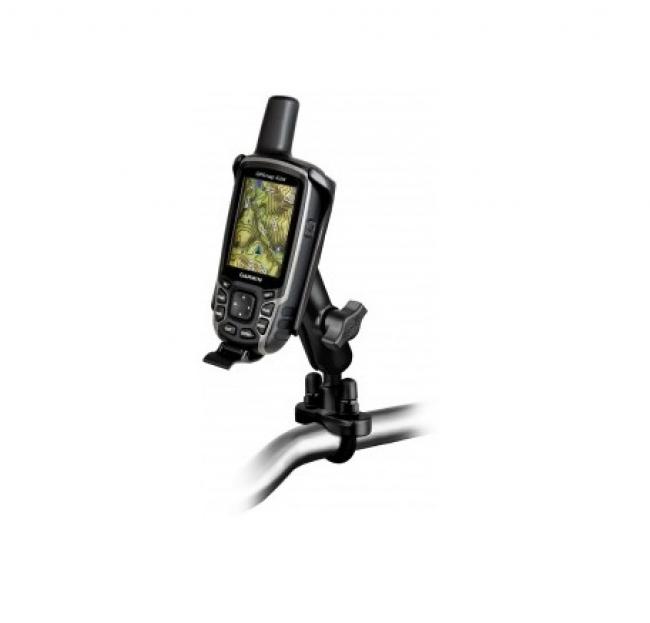 Монтажно за велосипед RAM MOUNT с U-BOLT за Garmin ASTRO 320, GPSMAP 62,64