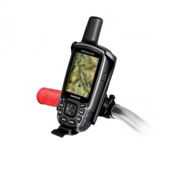 Mонтажно за велосипед RAM MOUNT EZ-On/Off за Garmin Astro 320, GPSMAP 62