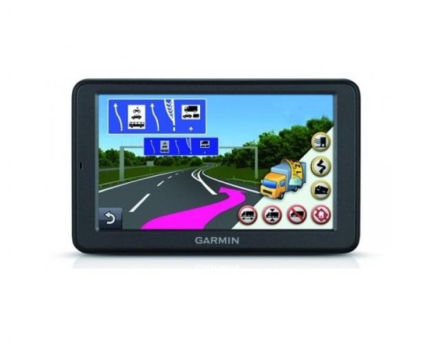 GPS навигация за камион Garmin DEZL 560 + Европа + България + доживотна актуализация