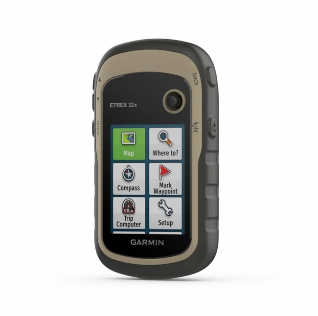 GPS навигация за измерване на площи GARMIN ETREX 32X