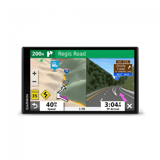 GPS навигация за кемпери Garmin CAMPER 780 MT-D