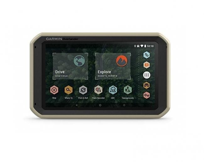 GPS навигация за кемпери Garmin OVERLANDER