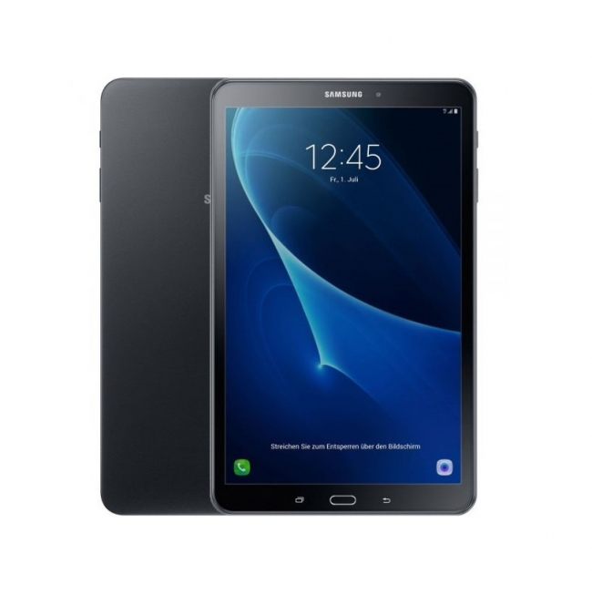 4в1 Навигация Таблет Samsung SM-Т585 GALAXY TAB А 10.1 инча, 32GB, 4G - ЧЕРЕН