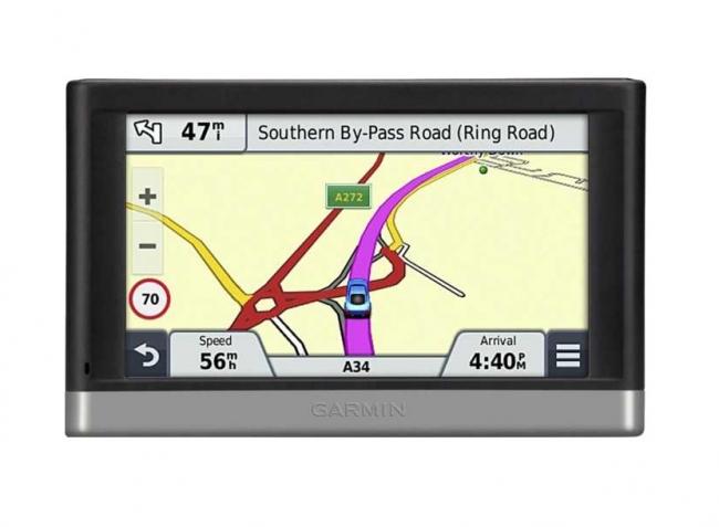 GPS навигация Garmin nuvi 2597T, BG+EU, BLUETOOTH, ТРАФИК